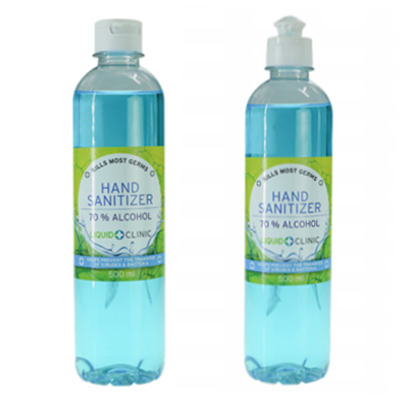 Liquid Clinic Hand & Surface Sanitizers