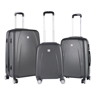 Travelwize Stratus 3-Pc ABS Luggage Set